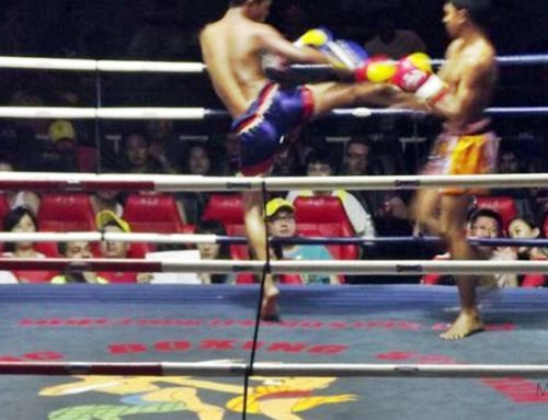Phuket Thai Boxing