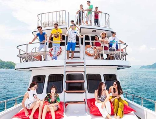 Banana Beach by Luxury Boat Trip