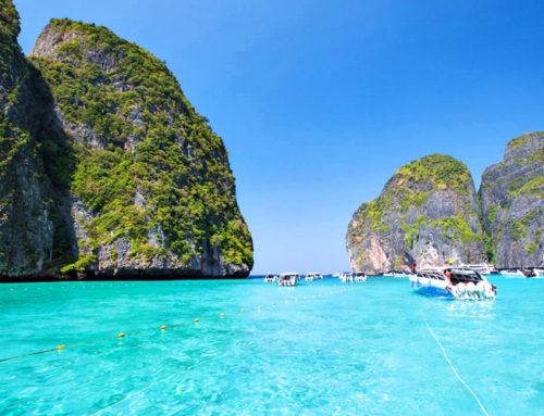 phi phi – maya – bamboo island premium service