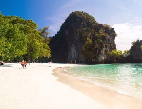 Koh Hong (Krabi) 4 islands tour by speedboat From Phuket
