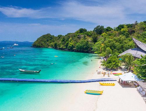 Racha Yai Island Premium Half Day Trip